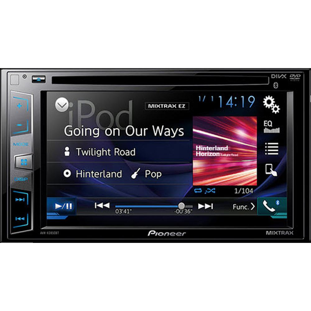 Paket Audio Mobil Head Unit Sansui Sa 5200i 5201i 5202i Double Din Tape Hd Yokohama Pioneer Deh S5050bt Bluetooth Single S5050 Bt Dehs5050bt