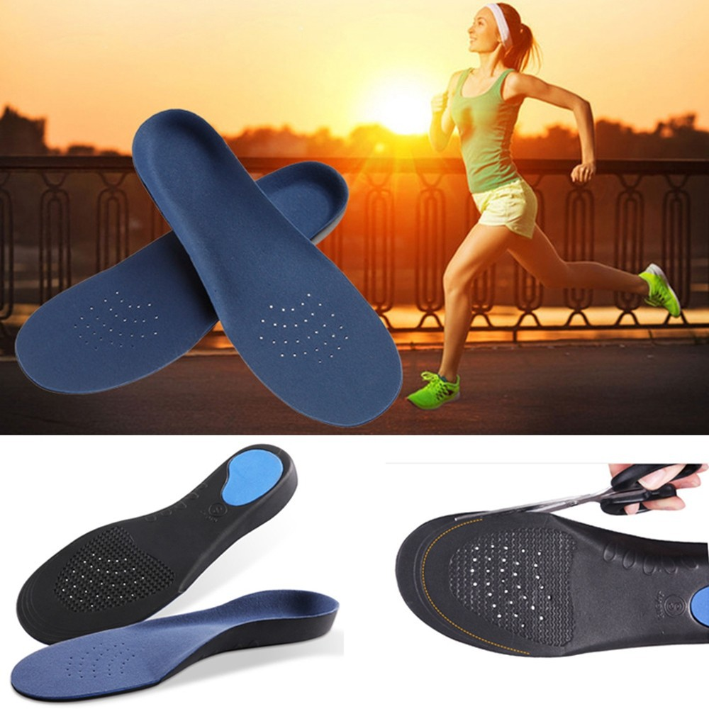 Shoe New Magnetic Therapy Foot Health Care Comfort Pads Massage Alas Kaki Arch Support Pain Insoles Tumit Sepatu Shopee Indonesia