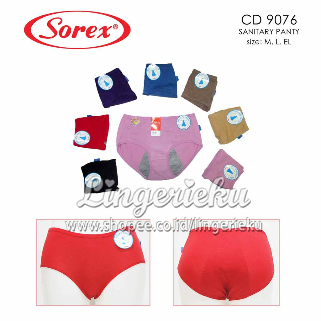 Celana Dalam   CD Wanita Mini Sorex 7221 UKURAN XL (6 PCS)  1af5e8b119