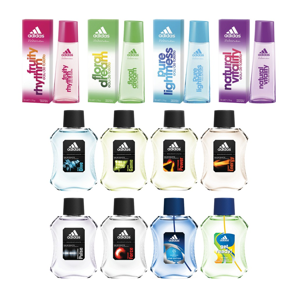 Adidas Promo Parfum Original All Variant Shopee Indonesia Buy 1 Get Pria Edt 100ml
