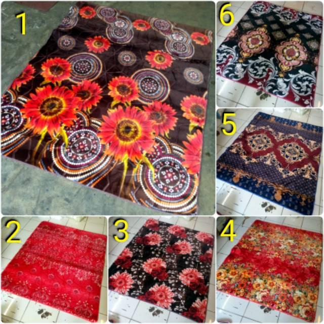 Karpet Malaysia import ukuran 140x190cm Shopee Indonesia