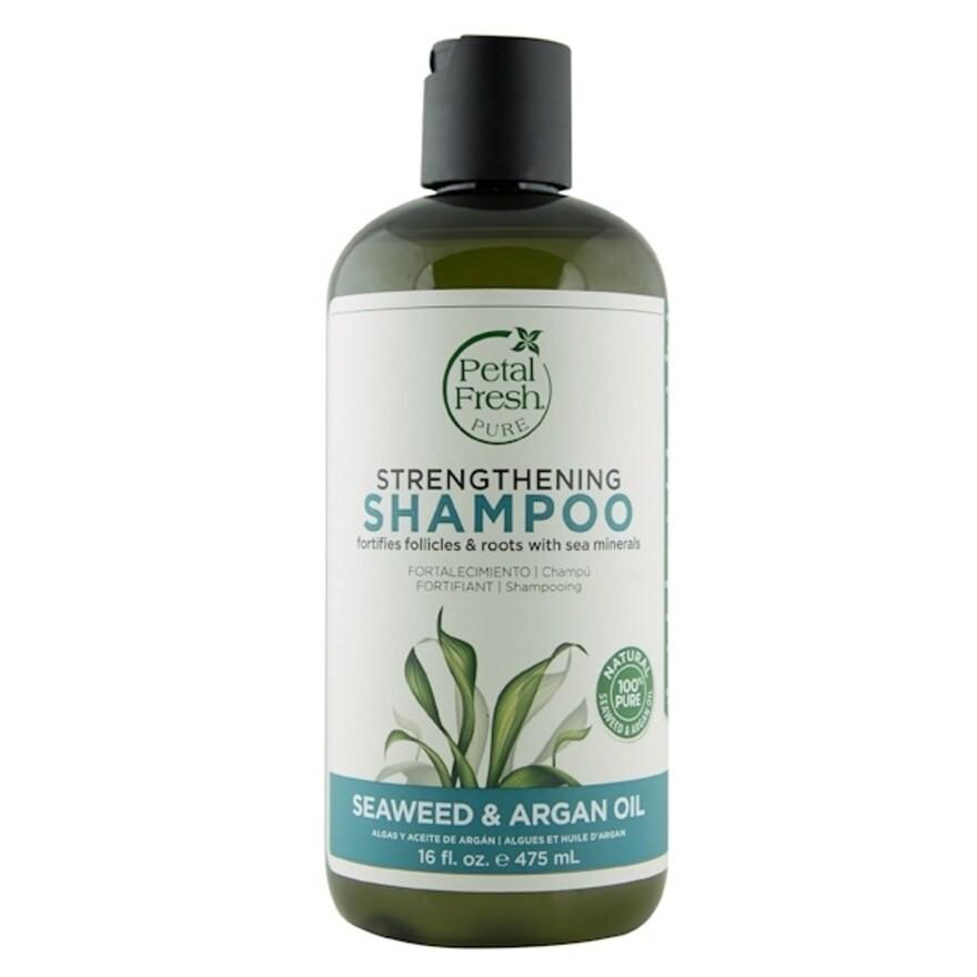 Petal Shampoo Seaweed & Argan 475ml