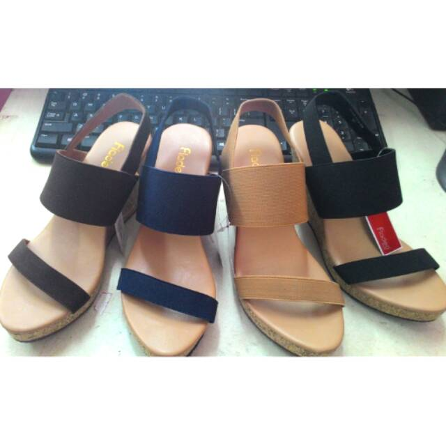 Sandal wedges fladeo M.2  9902f98f5e
