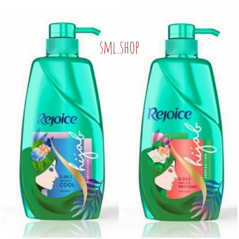 REJOICE Hijab Shampo Perfect 3in1 170 ml 600 ml