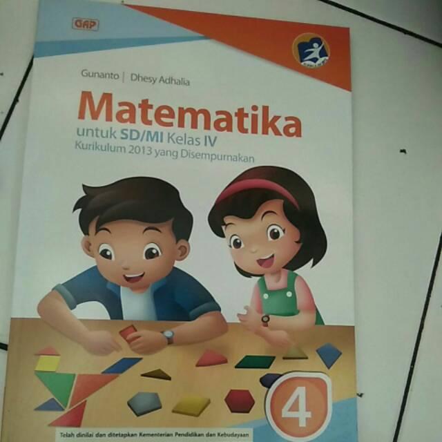 Kunci Jawaban Buku Matematika Kelas 4 Kurikulum 2013 Guru Ilmu Sosial