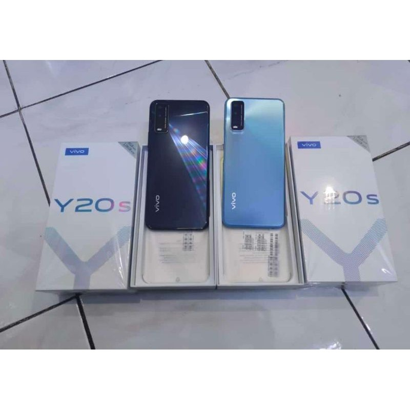 VIVO Y20S RAM 8/128gb / 6/128gb new garansi resmi