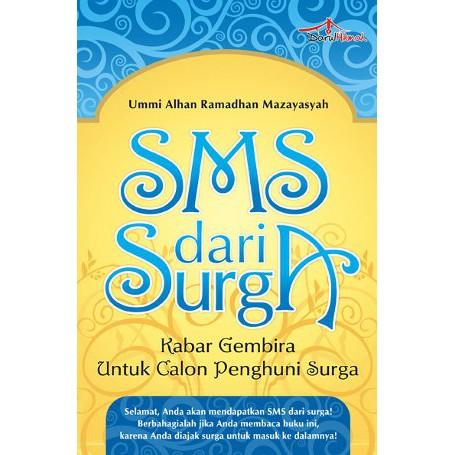 Buku Sms Dari Surga - Ummi Alhan-soft cover