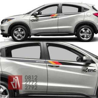 77 Koleksi Modifikasi Stiker Mobil Hrv HD Terbaik