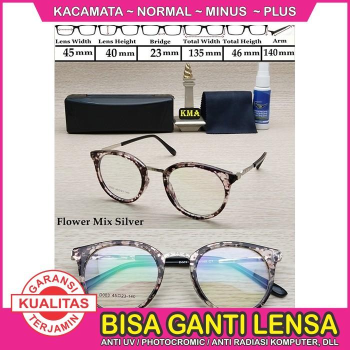 Promo Kacamata Minus 100 Kacamata Baca Persegi Hitam Trendy Dan Gaya ... c177d97772
