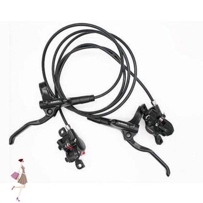 SHIMANO Altus BR-BL-M315 MT200 Hydraulic Disc Brake Set Bicycle MTB F/&R OE