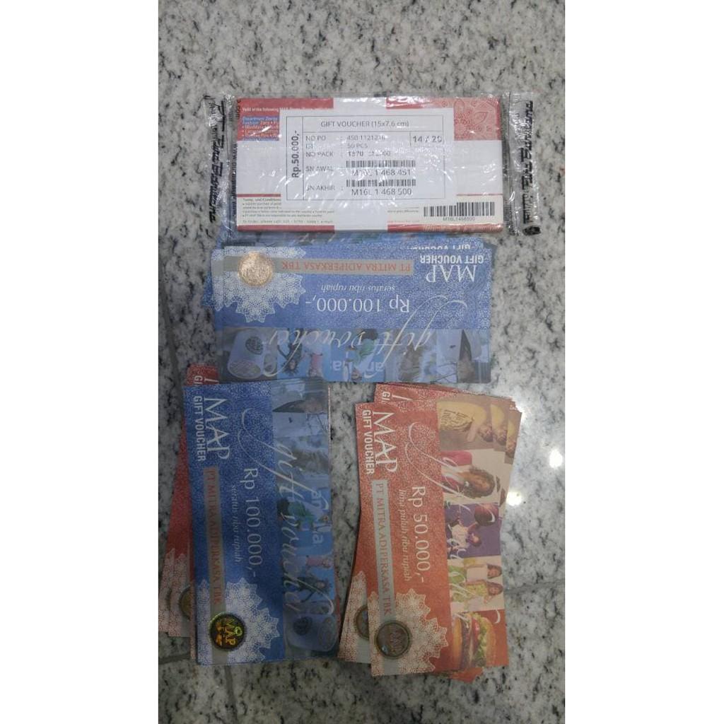 Map Voucher Gift Card 50 100 Zara Mango Starbucks Sogo Dll Shopee New Arrival Ready Stock Pecahan 100rb Indonesia