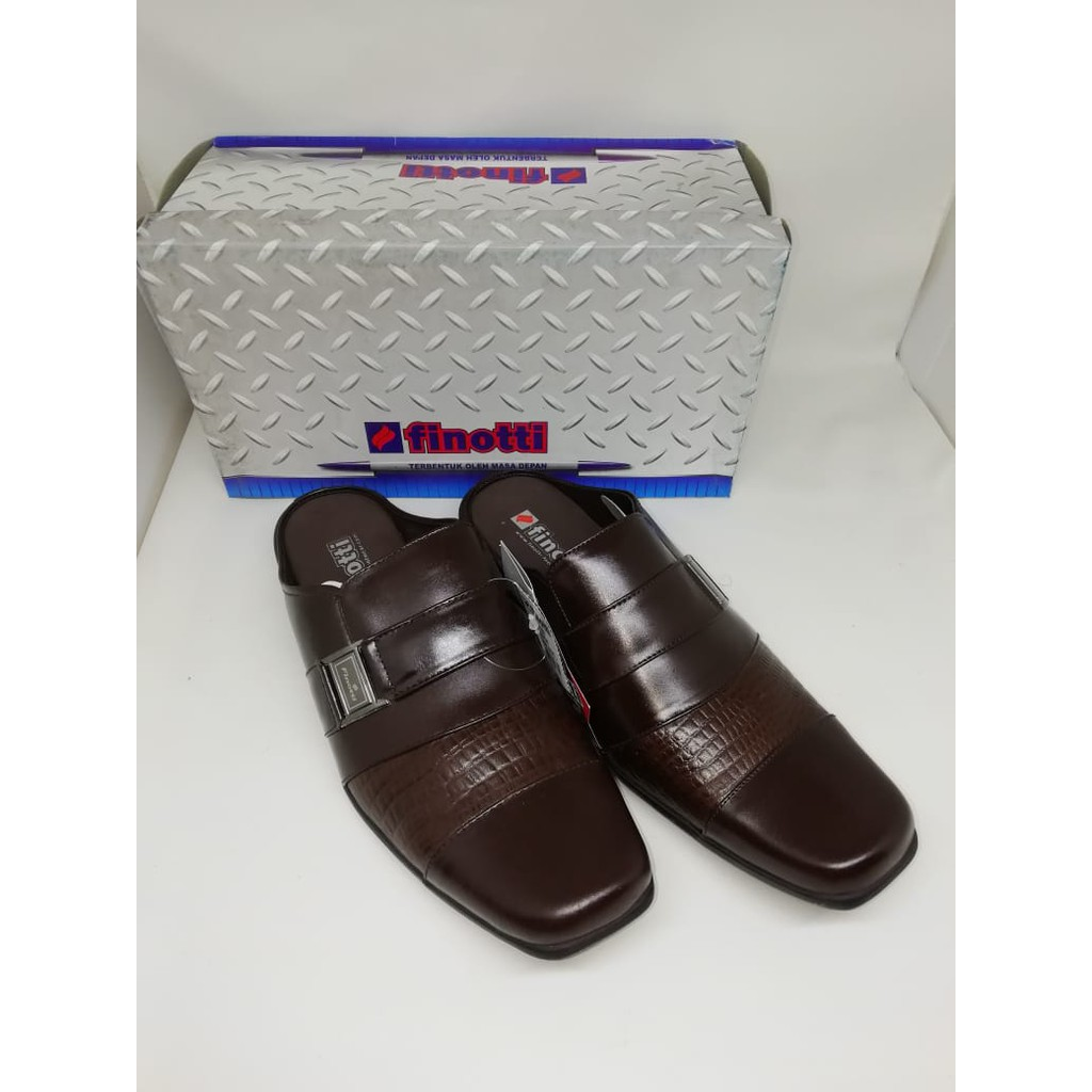 sepatu sandal PRIA FINOTTI B603