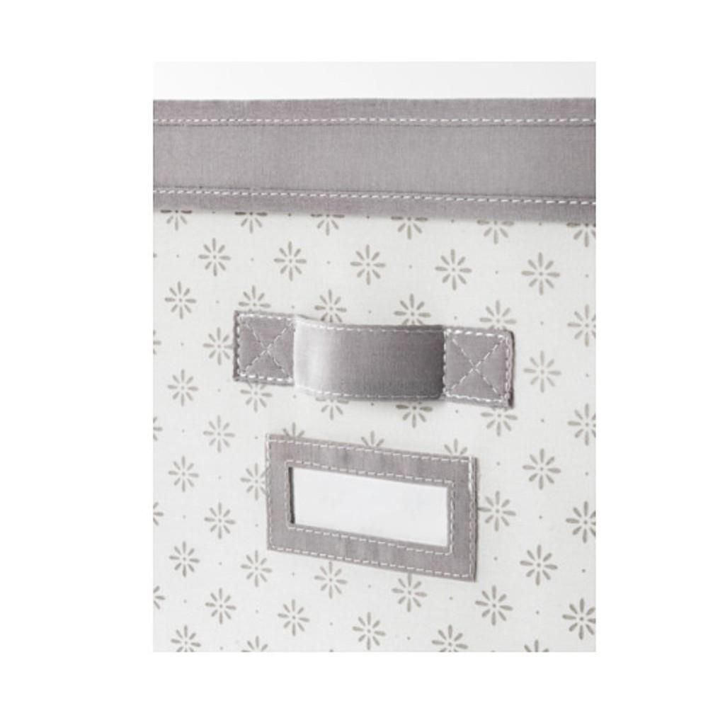 Ikea Dragan Box Set Of 3 Kotak Isi Bambu Shopee Indonesia Variera Serbaguna 34x24 Cm Putih