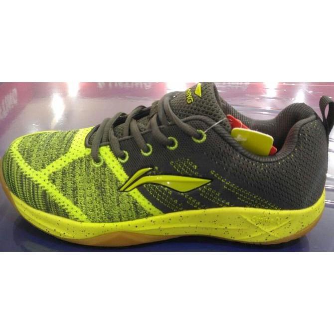 HOT PROMO !! Sepatu Badminton Lining Mars AYTM051   AYTM 051 Blue ... acbd52eb1f