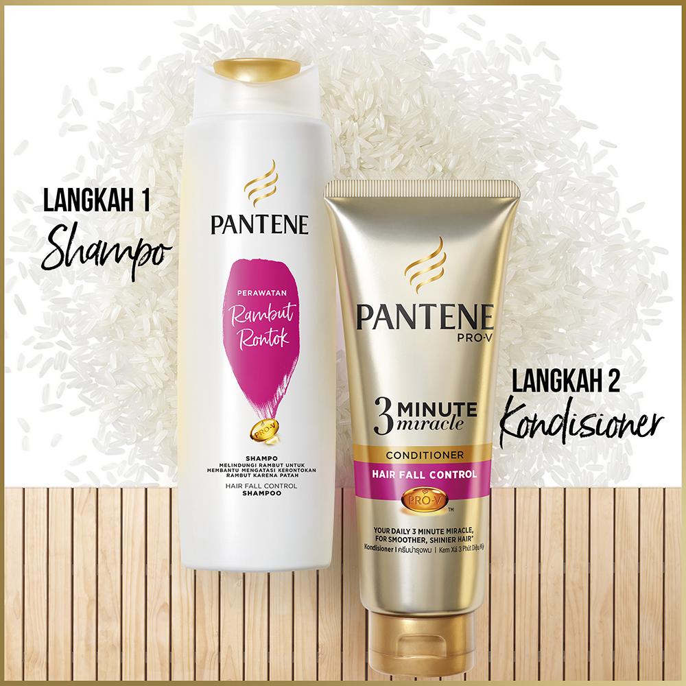 Pantene Shampoo Hair Fall Control 400 ml-8
