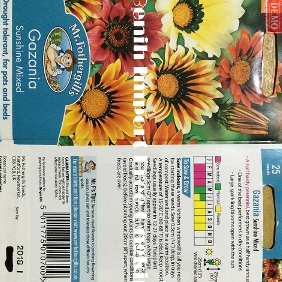 50 Benih Bunga LOBELIA Cascade mawar Mixed Mr Fothergills F1 bibit tanaman hias | Shopee Indonesia