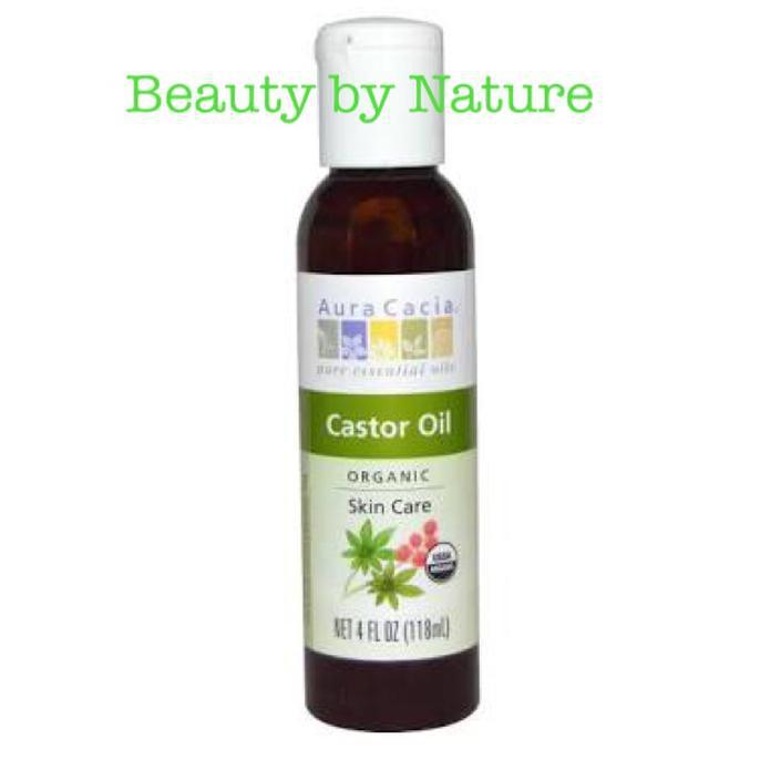 Aura Cacia Organic Skincare Castor Oil 118 ml