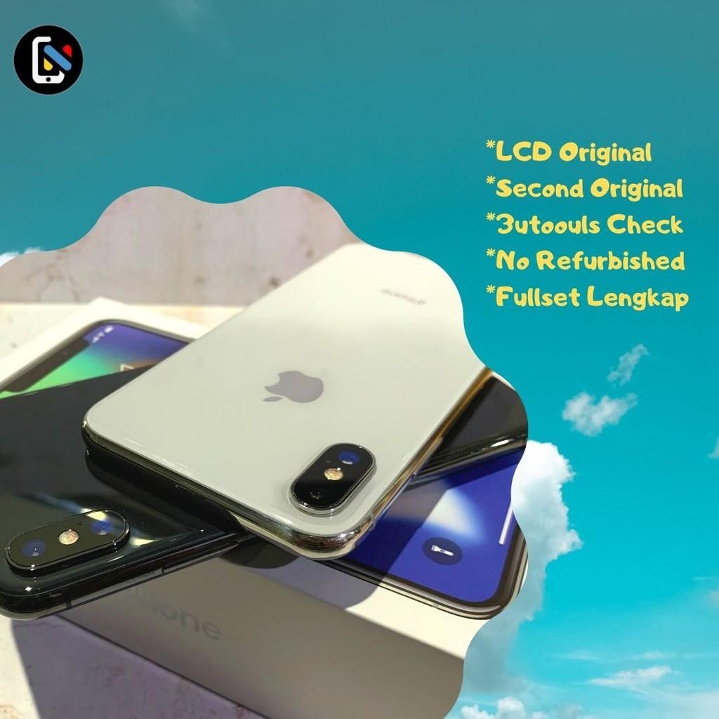 iPhone Xs 256Gb Ex-inter Original Mulus No Minus 100% Berkualitas Garansi