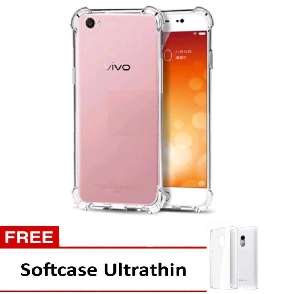SOFTCASE ANTI CRACK AND ANTI SHOCK XIAOMI REDMI S2 GRATIS USB LED   Shopee Indonesia