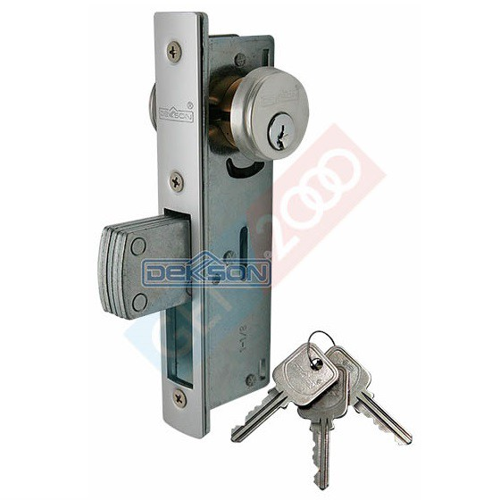 Cara Pemasangan Kunci Pintu Aluminium | Pintu Aluminium ...