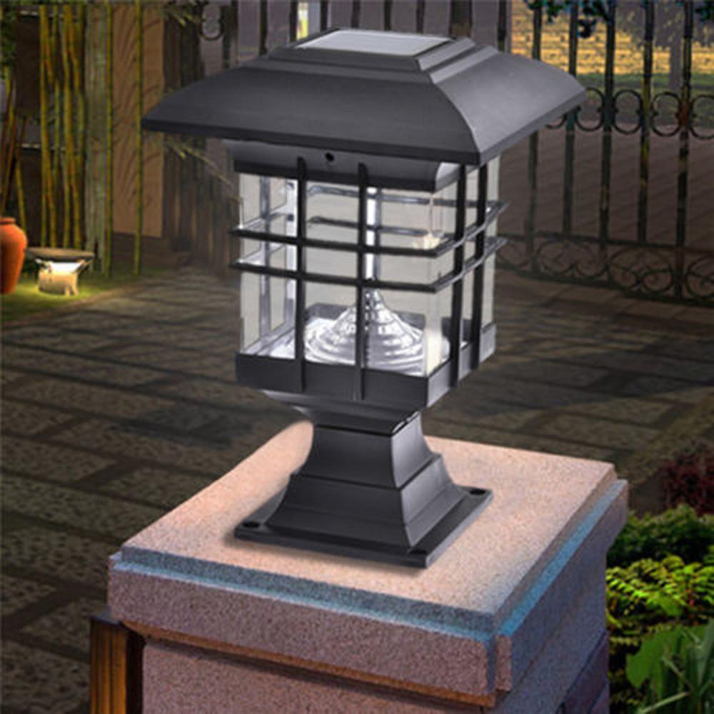 Lampu Led Tenaga Surya Anti Air Untuk