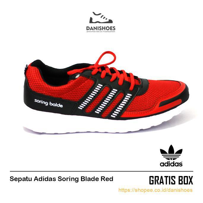 Sepatu Wanita Cewek Boots Jala Samping Ringan Adidas Nike Sneakers New -  7f4c1f80aa