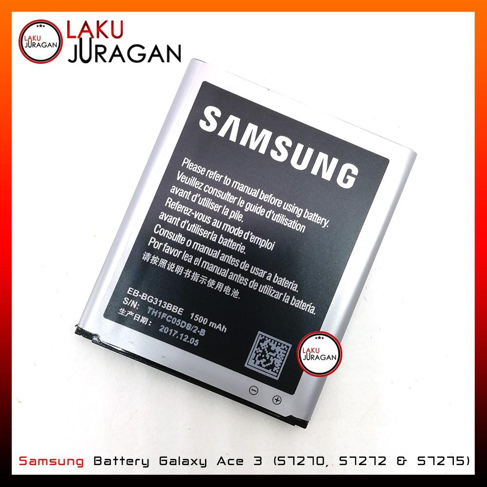 Baterai Samsung Galaxy Ace 4 Original Batre Batrai Battery | Shopee Indonesia