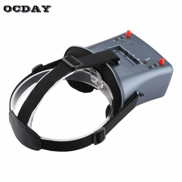 5.8G FPV VR Goggles DVR Transmission Receiver Glasses for Radion Control