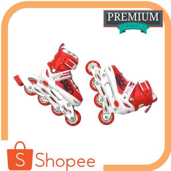 ... Kekinian Sepatu Roda Power Superb Bajaj Merah (+ Baut Bajaj) Keren ... 7ef3a62bec
