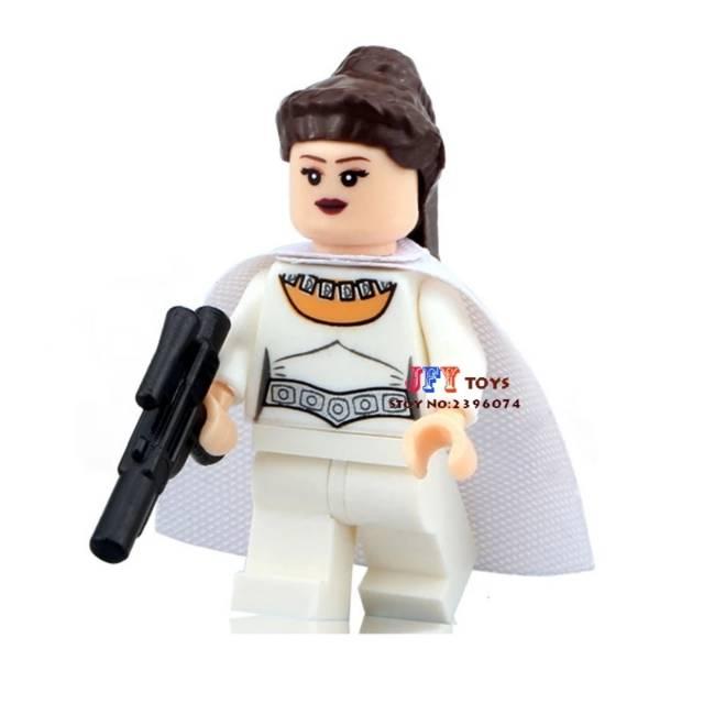 Lego Star Wars Princess Leia Ceremonial Sealed Only Star War Starwars Bootleg Shopee Indonesia
