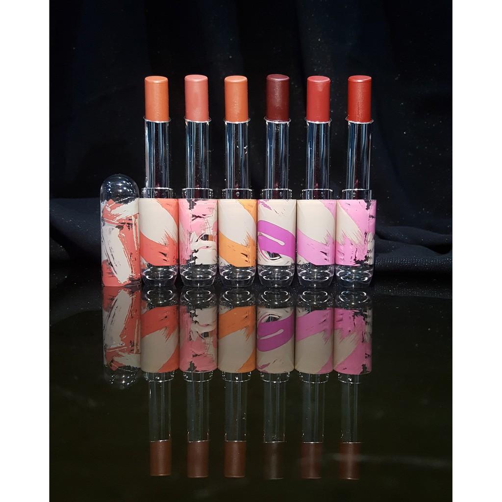 Dapatkan Harga Box Kosmetik Bibir Lipstick Diskon Shopee Matte 3ce Mood Recipe Lip Color Mini Kit Coklat Lipstik Gift Set Indonesia