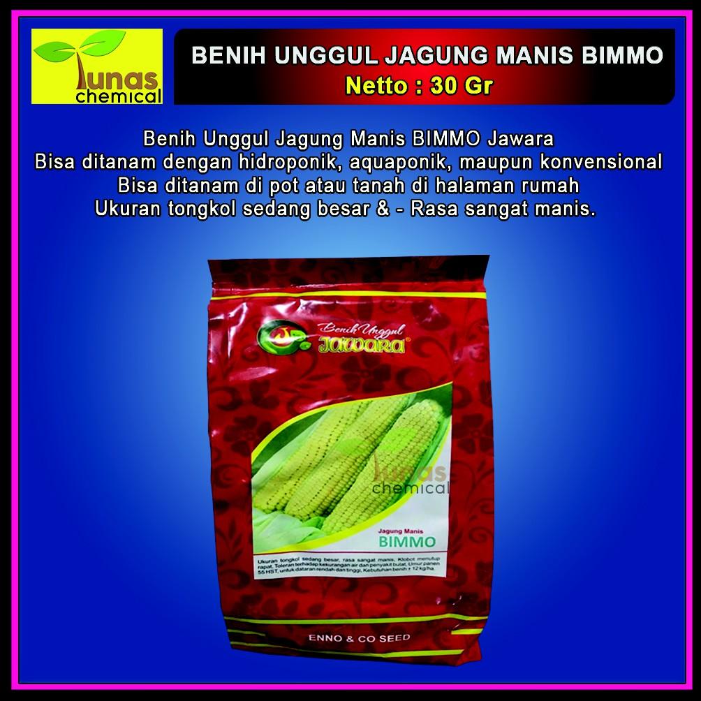 Benih Jagung Manis Sd3 Ipb Pack Dramaga Shopee Indonesia Labu Kuning Lk1