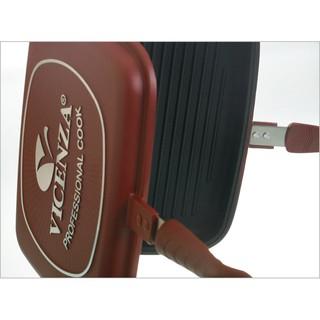 Vicenza Panci Serbaguna Dengan Pegangan Magnet 32 Cm Baja Karbon