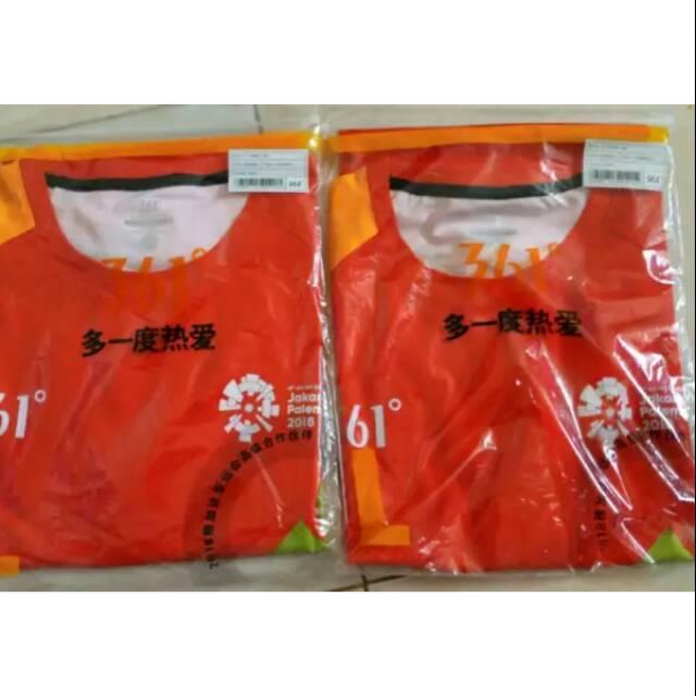 Jual Jersey Seragam Volunteer Asian Games