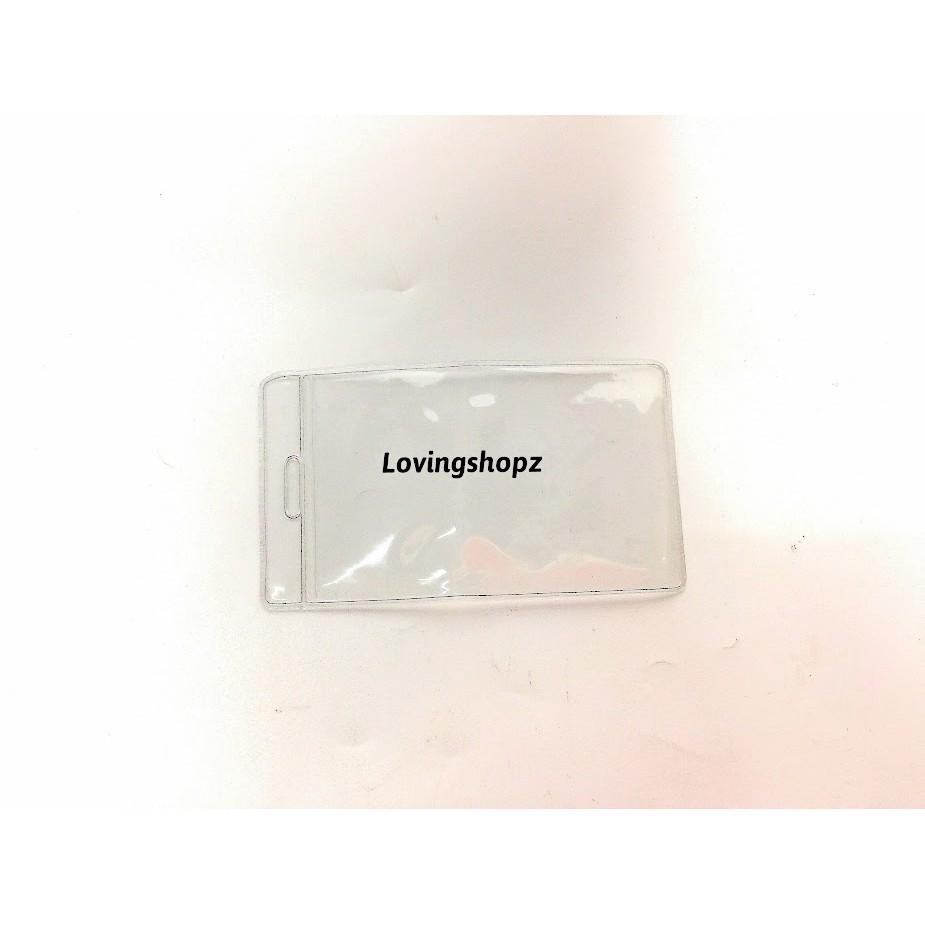 Plastik Id Card 6 X  9 1/2  Cm