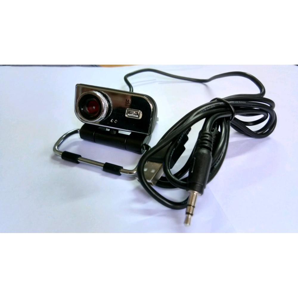 Webcam Webcamera Web Cam Camera 5mp Mtech Shopee Indonesia Pc M Tech Wb 100