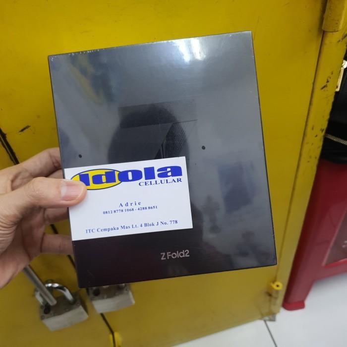 tablet mantap coy.... samsung Z Fold 2 12/256 garansi resmi indonesia / SEIN - Hitam