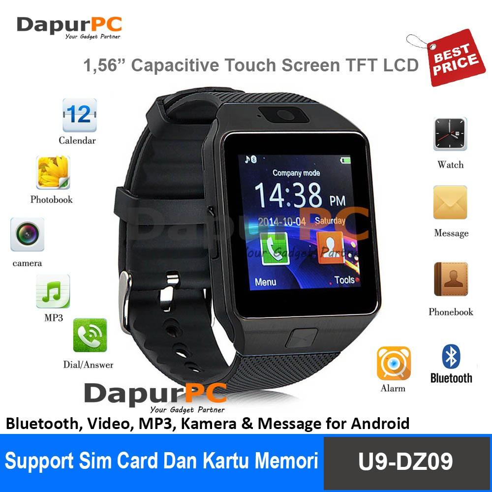 Neo U8 Smartwatch Android Apple Ios like Onix Cognos Nurhalilah | Shopee Indonesia