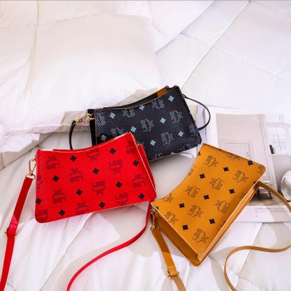 GOAT ♥ SMB127 Tas Selempang Wanita Sling Bag Zipper Import ...