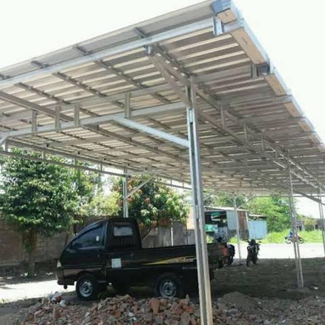 Garasi Baja Ringan Shopee Indonesia