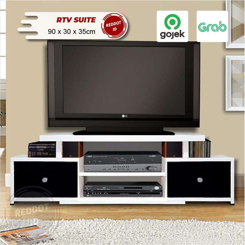 Harga Rak Tv Minimalis Terbaik Furniture Perlengkapan Rumah Maret 2021 Shopee Indonesia