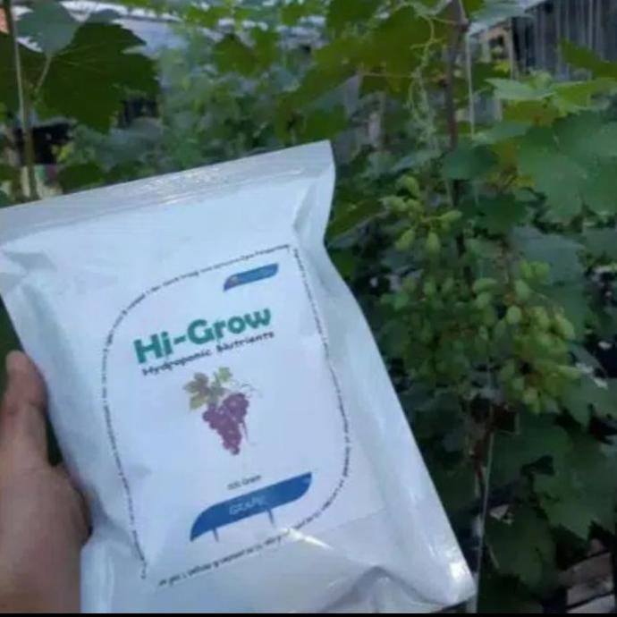 Pupuk Higrow Ab Mix Buah Anggur Ready