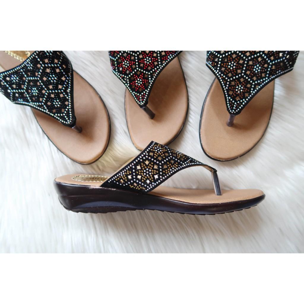sandal korea - Temukan Harga dan Penawaran Wedges Online Terbaik - Sepatu Wanita Februari 2019 |