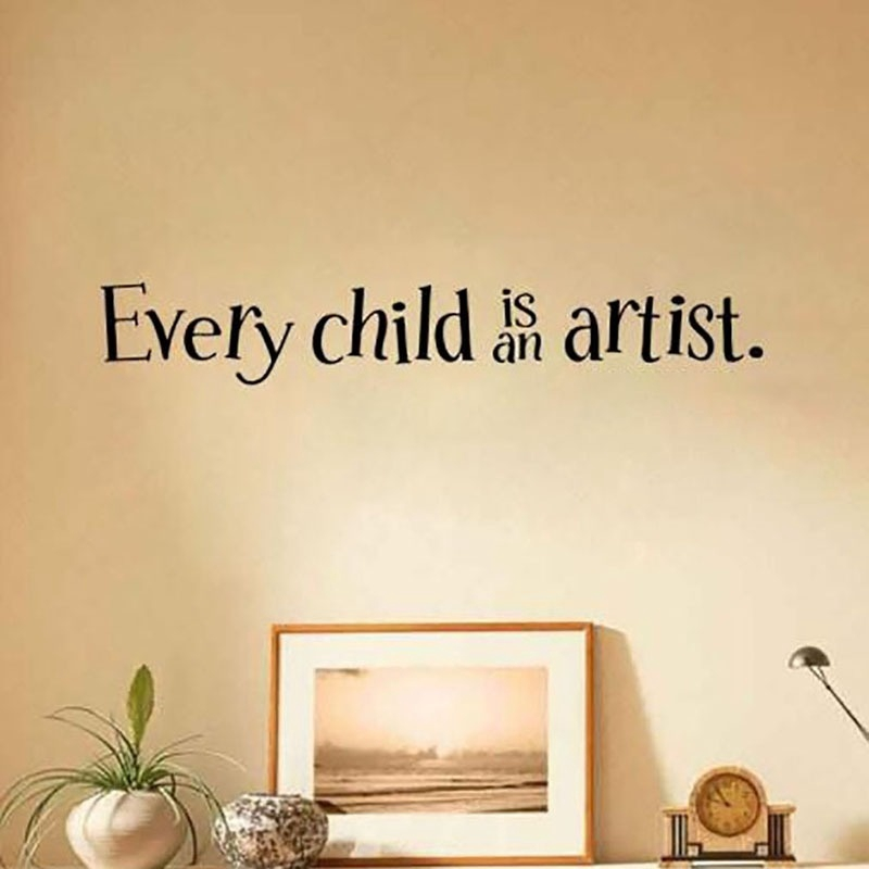 Art Vinyl Wall Decal Wall Stickers Home Decor Quotes Home Windows Sticker Decals Stickers Shopee Indonesia