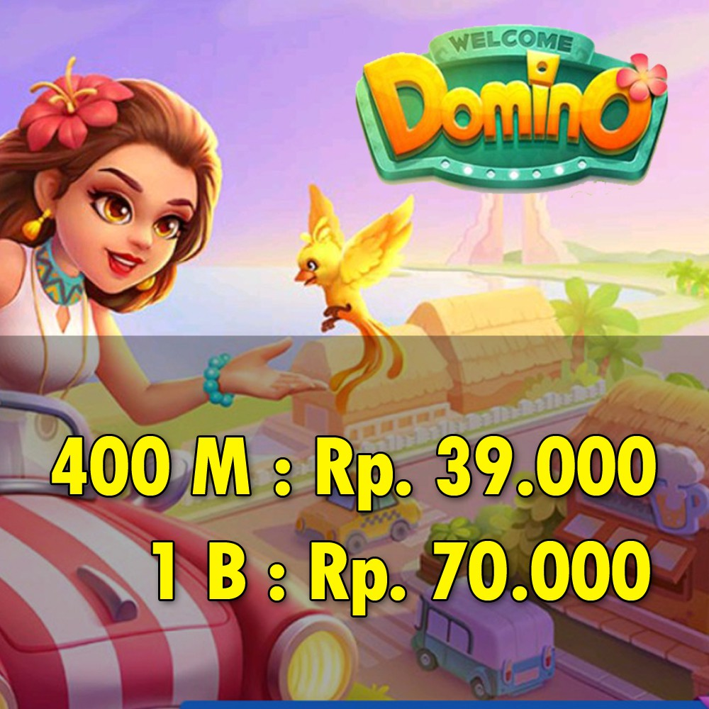 Chips MD Coin Koin Chip Ungu Higgs Domino Island