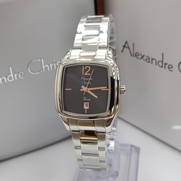 ALEXANDRE CHRISTIE AC 2454 GARANSI RESMI 1TAHUN - tosca_watch