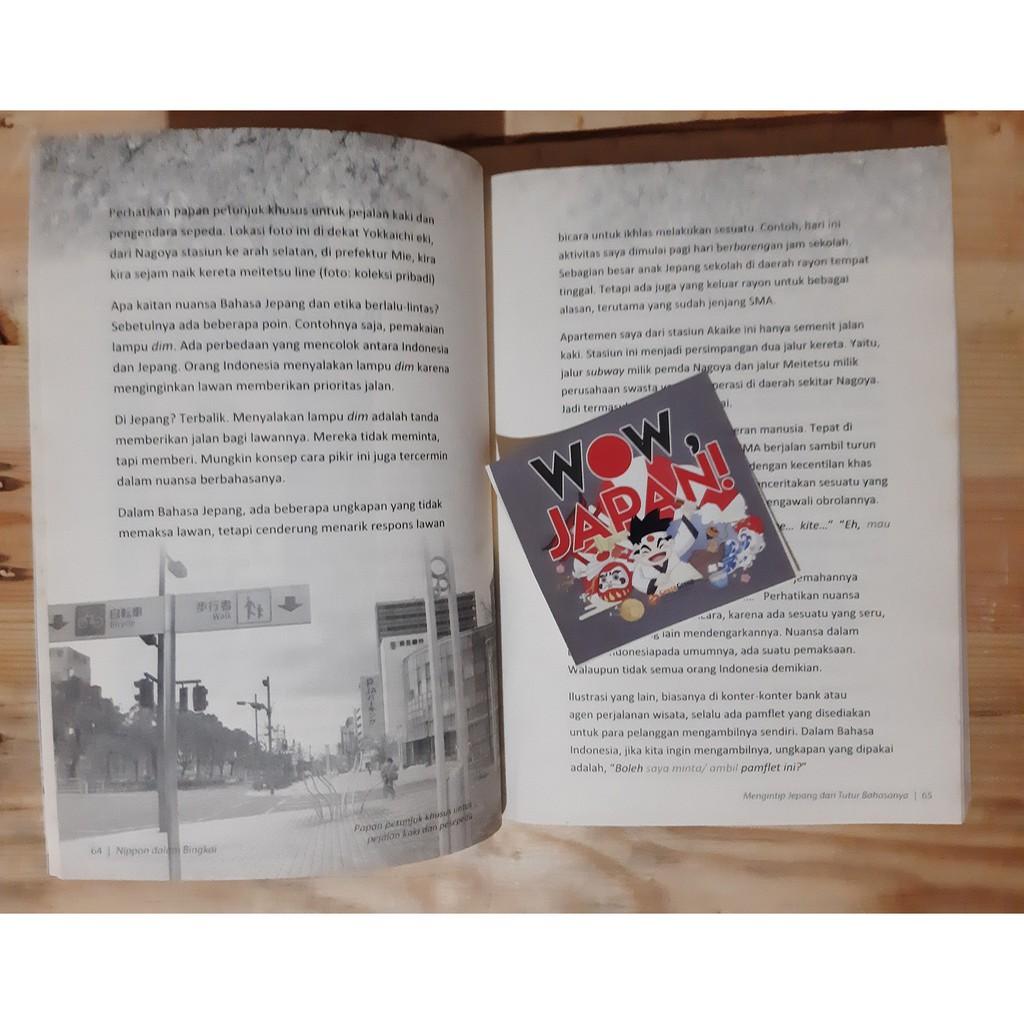 Buku Wow Japan Mengenal Sisi Unik Kultur Jepang Shopee Indonesia