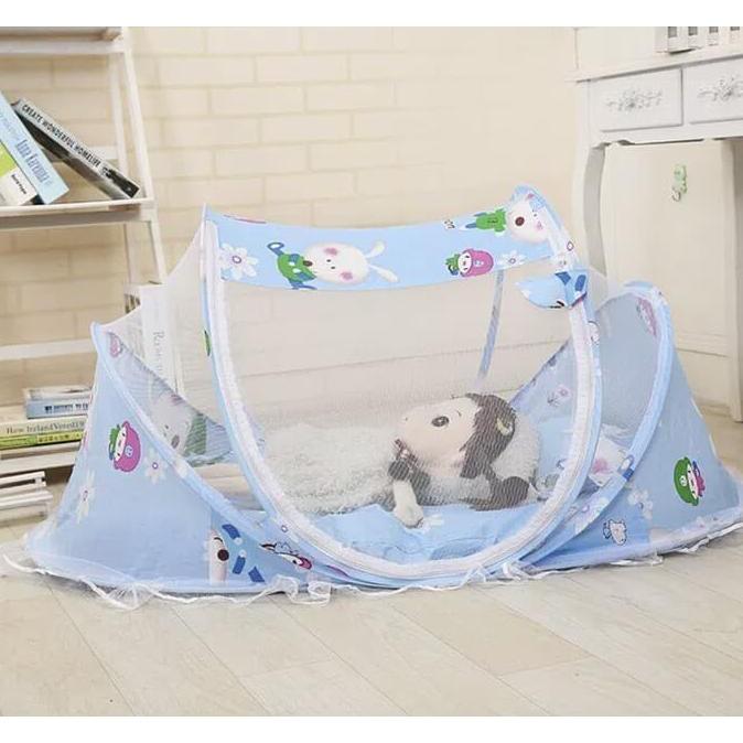 kelambu bayi lipat - Temukan Harga dan Penawaran Perlengkapan Tidur Bayi Online Terbaik - Ibu &