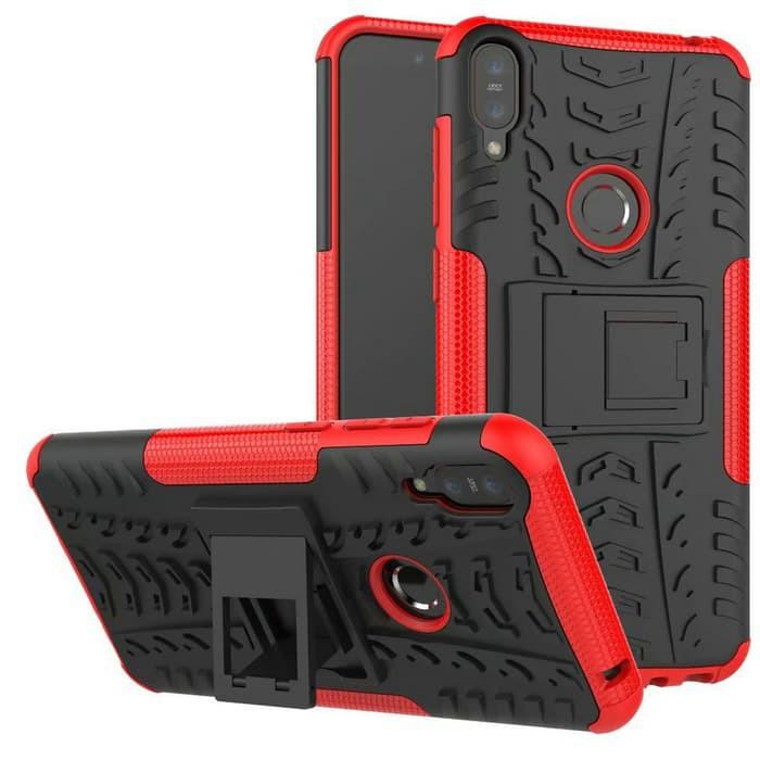 Cover Flip Shell Delkin Black Case Anti Shock Anti Crack Softcase Xiaomi 5C .