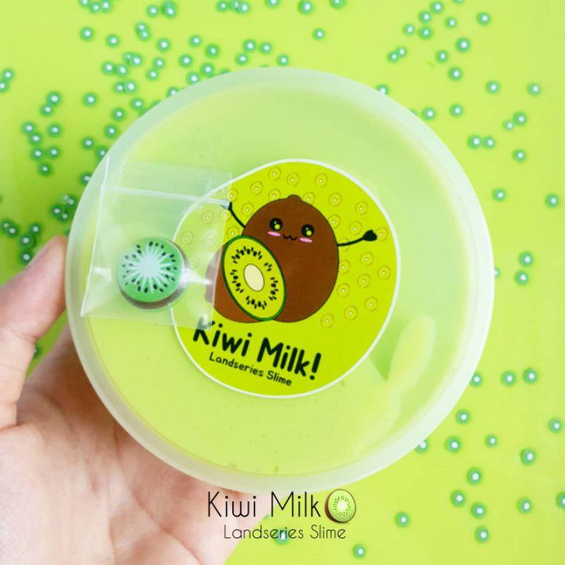 Kiwi Milk | Original Slime by Landseries Slime